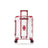 "Heys X-Ray 21"" Carry On Spinner Luggage"