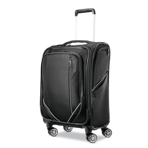 "American Tourister Zoom Turbo 20"" Carry On Spinner Luggage"