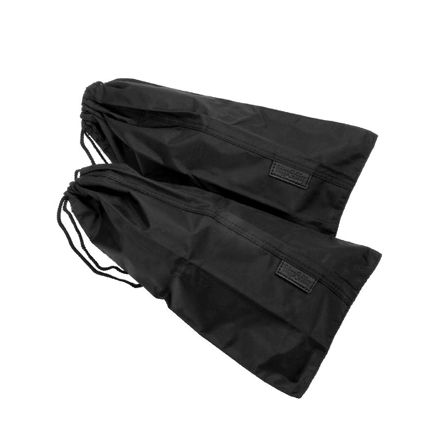Briggs & Riley Travel Shoe Covers Black