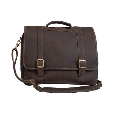 Canyon Outback Old Fort Canyon Laptop Briefcase Assorted Colors
