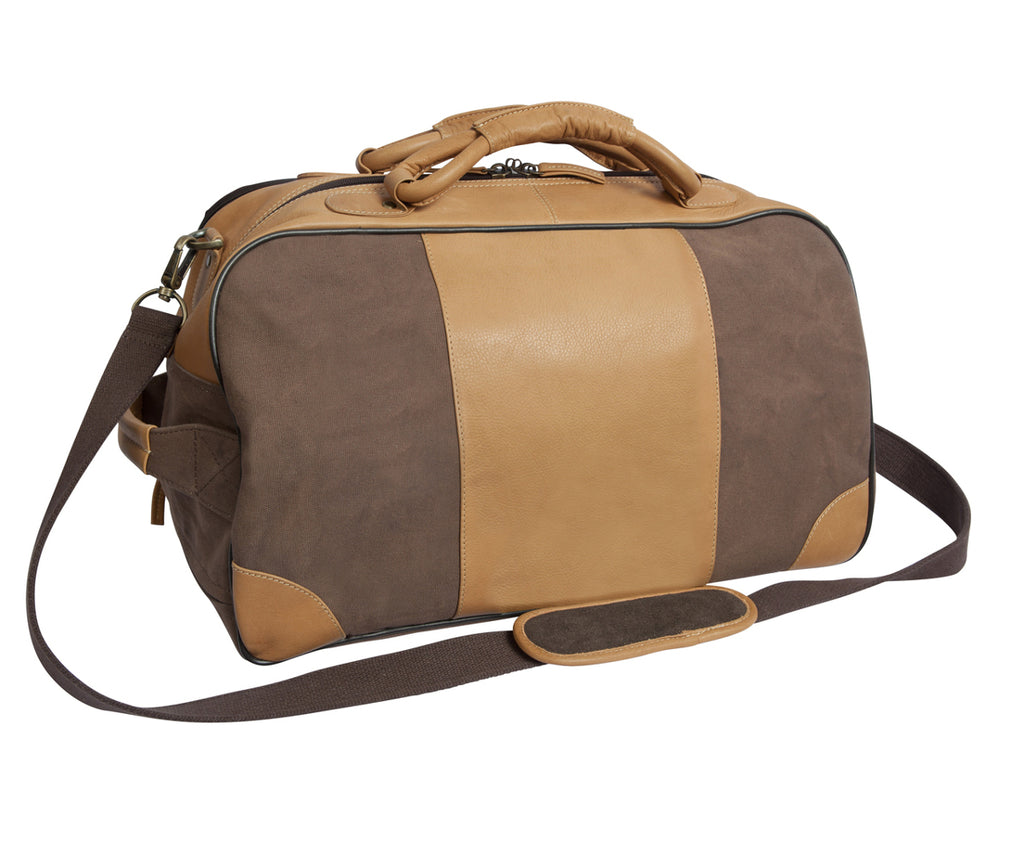 Canyon Outback Stilson Canyon Rolling Duffel Brown
