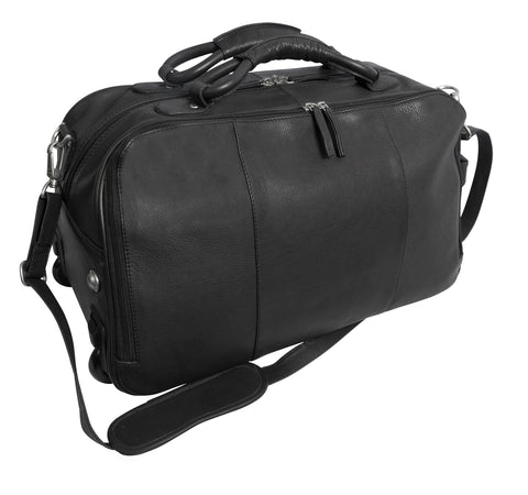 Canyon Outback Wildcat Canyon Rolling Duffel Black