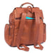 Claire Chase Jumbo Laptop Backpack Assorted Colors
