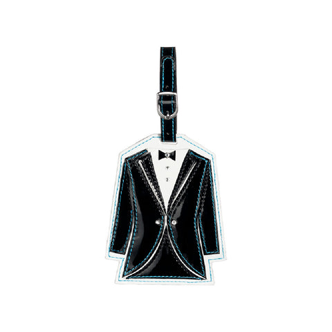 Conair Travel Smart Groom Luggage Tag Black
