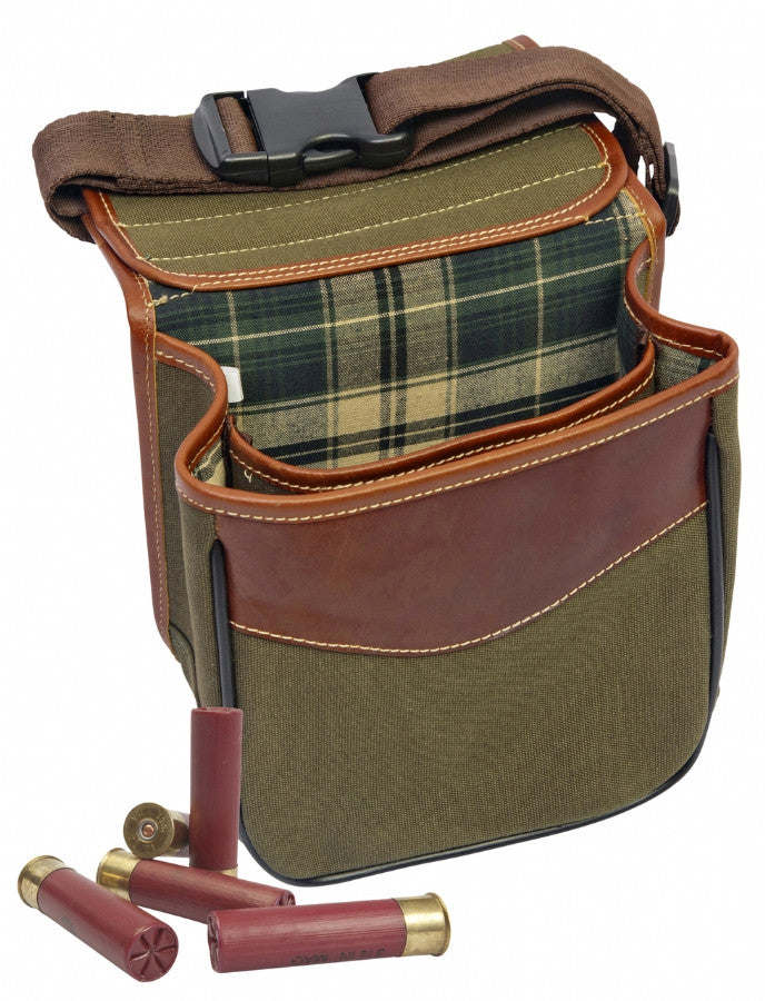 Canyon Outback Buckskin Gulch Shell Bag Forest Green