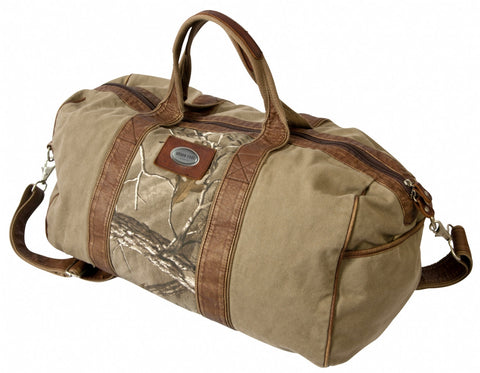 Canyon Outback Hudson Realtree Xtra Canvas Duffel