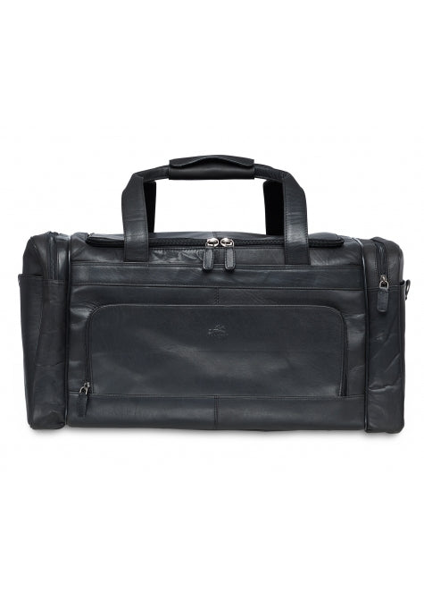 Mancini Buffalo Carry-on Duffle Bag