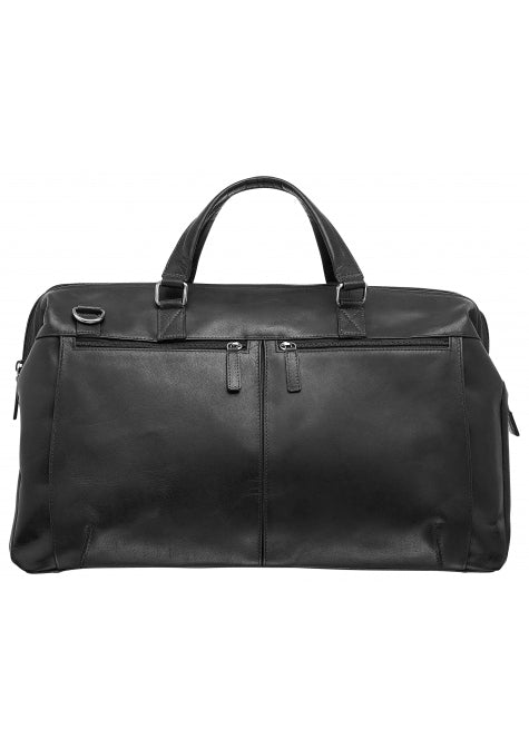 Mancini Buffalo Classic Carry-on Duffle Bag