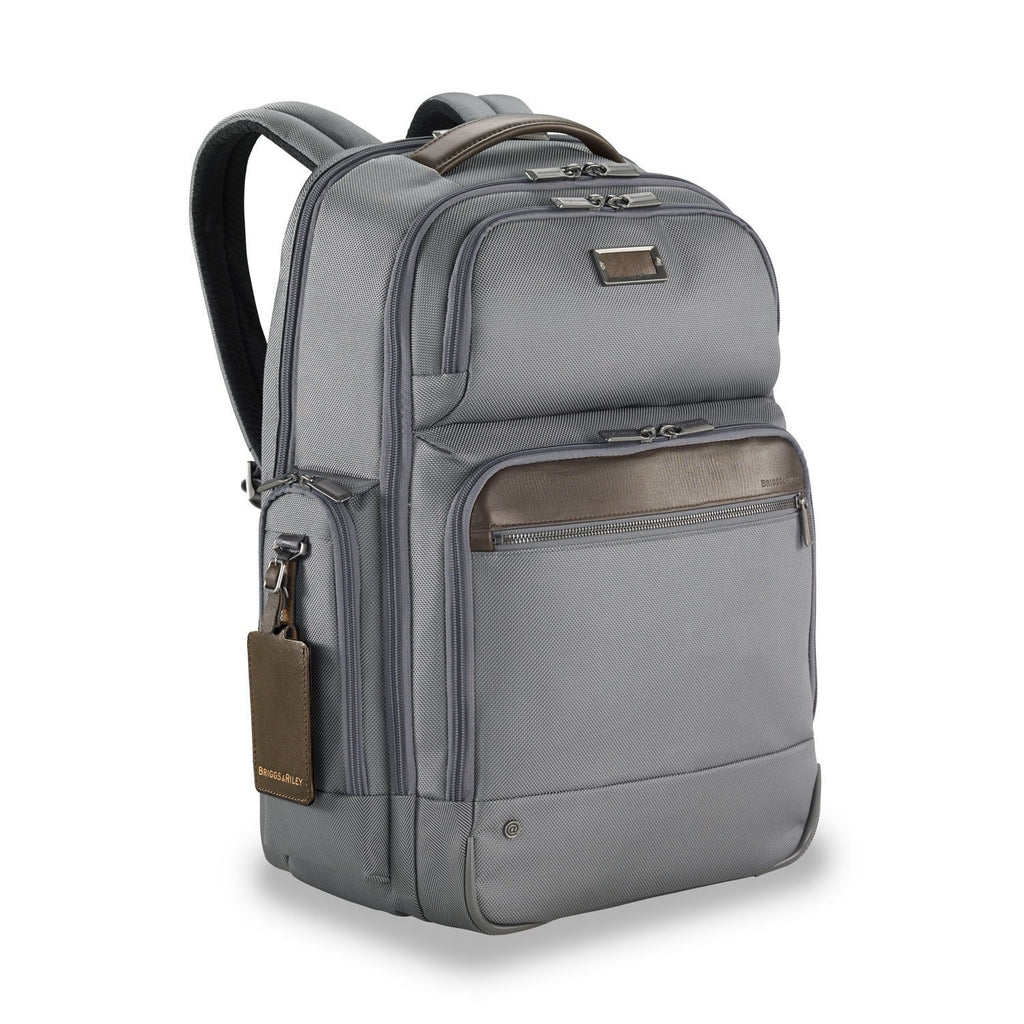 Briggs & Riley @work Large Cargo Backpack Black or Grey