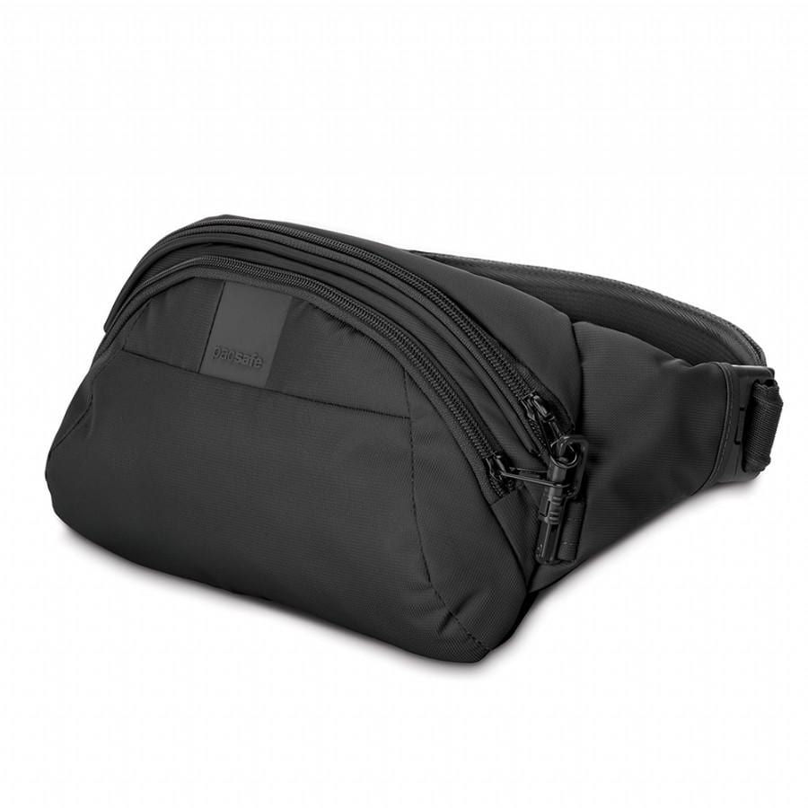 Pacsafe Metrosafe LS120 Anti Theft Hip Pack Black