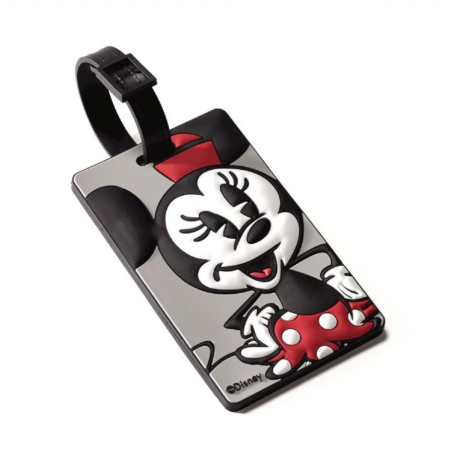 American Tourister Disney ID Tag Minnie Mouse