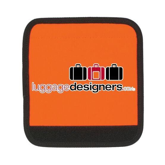 LuggageDesigners Luggage Gripper Orange