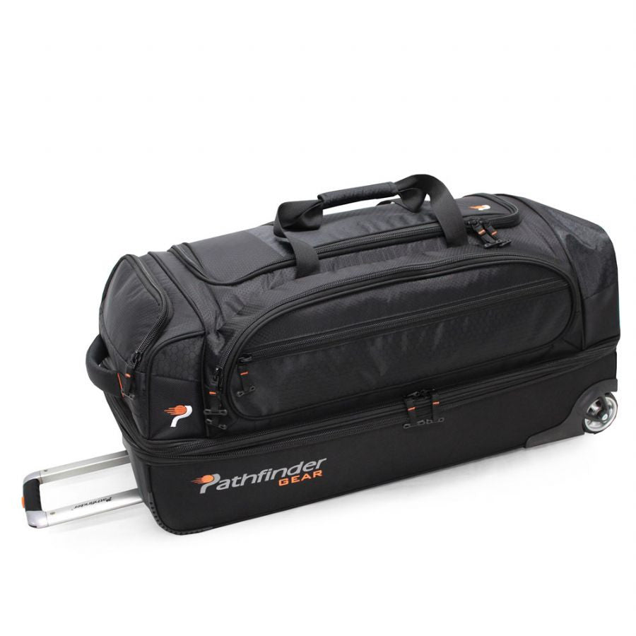 "Pathfinder Gear Up Collection 36"" Drop Bottom Duffel Black"