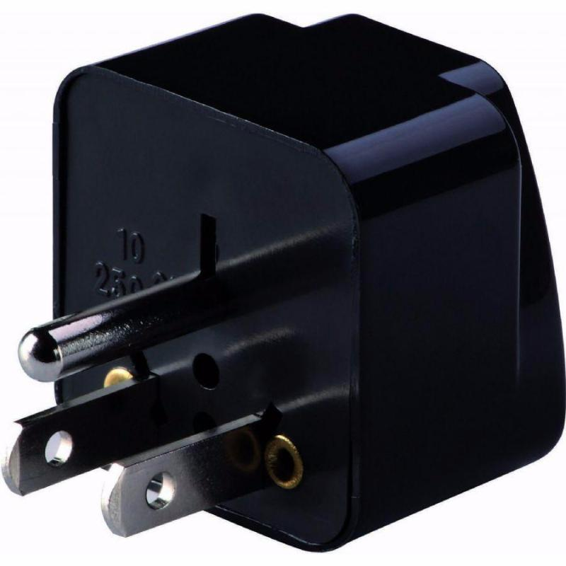 Lewis N Clark Grounded Adapter - America's