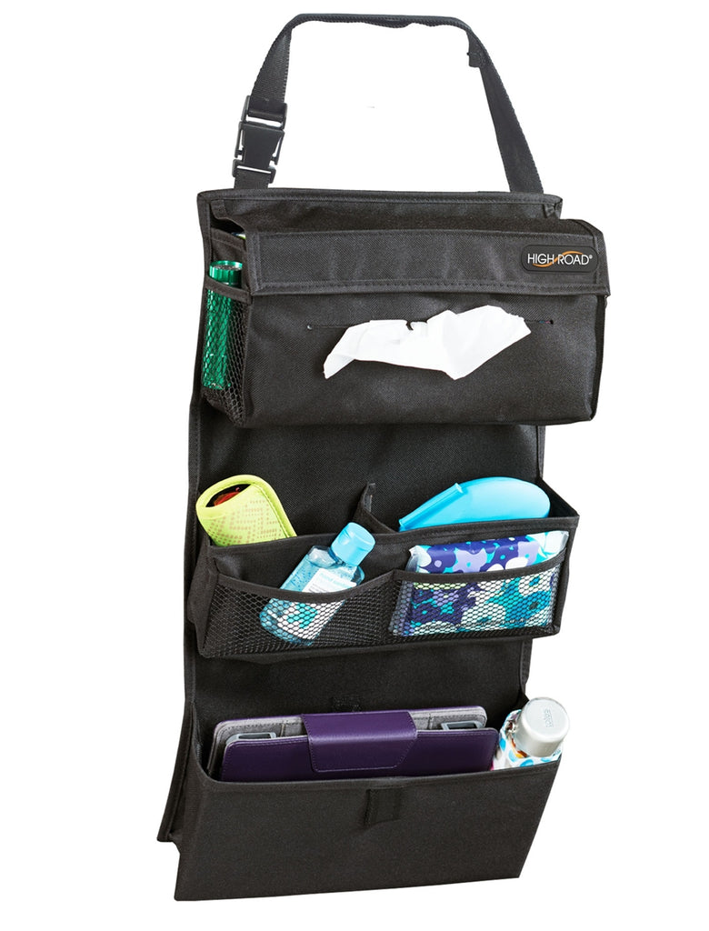 Smooth Trip Car Entertainment Organizer