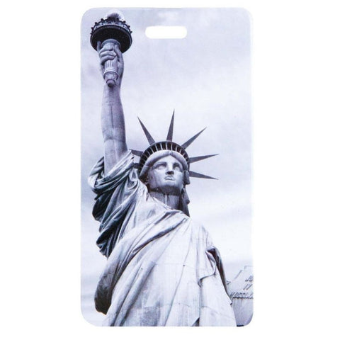 Smooth Trip Attractions Luggage Tag Statue of Liberty