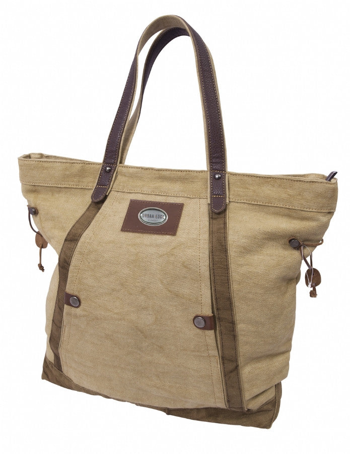 Canyon Outback Ashton Linen Tote Tan