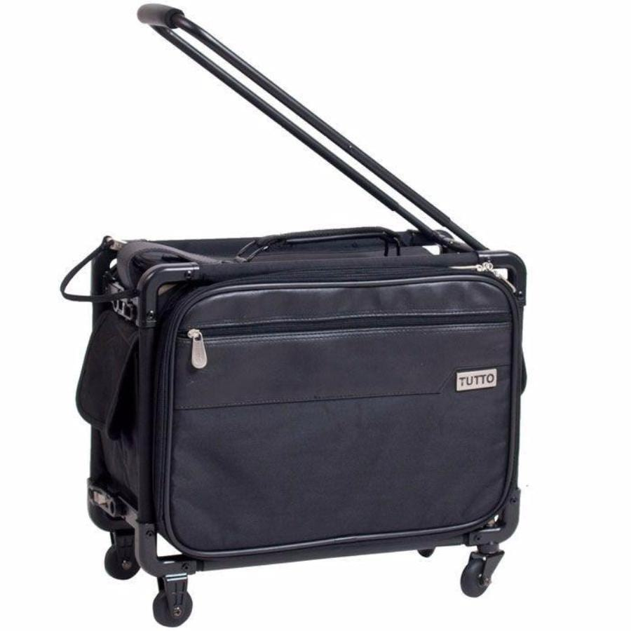 "Tutto Small Regulation Carry-On 17"" Black"