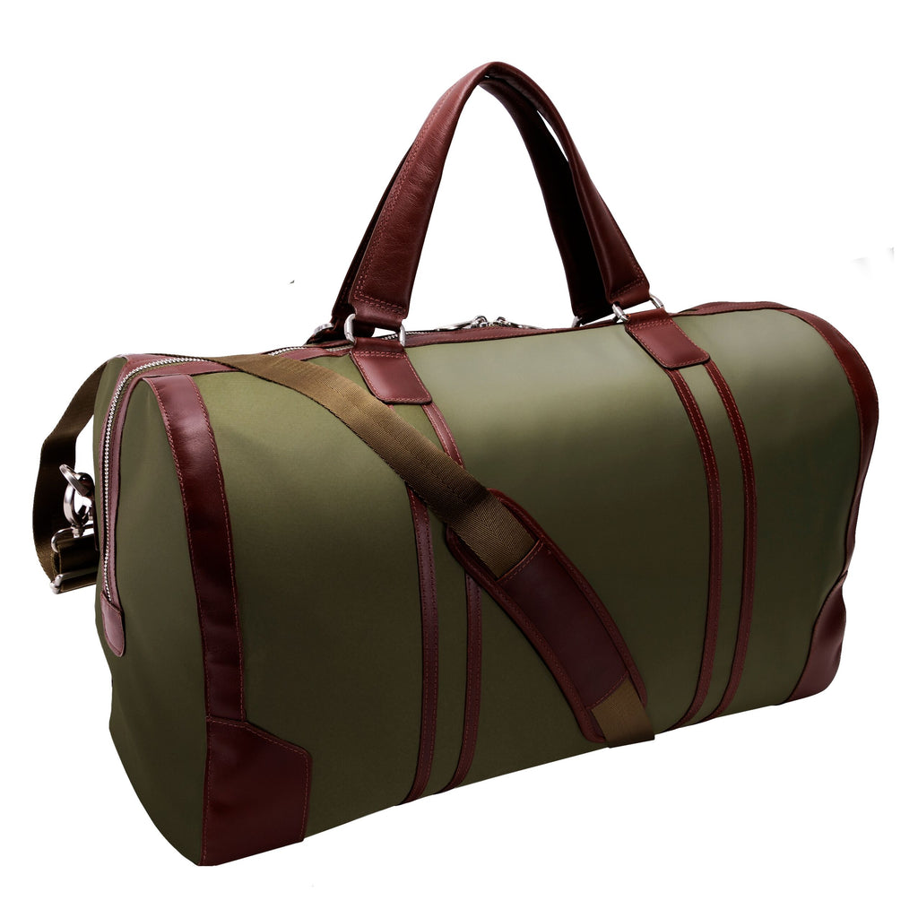 "McKlein USA Pasadena Nylon 20"" Carry All Duffel Assorted Colors"