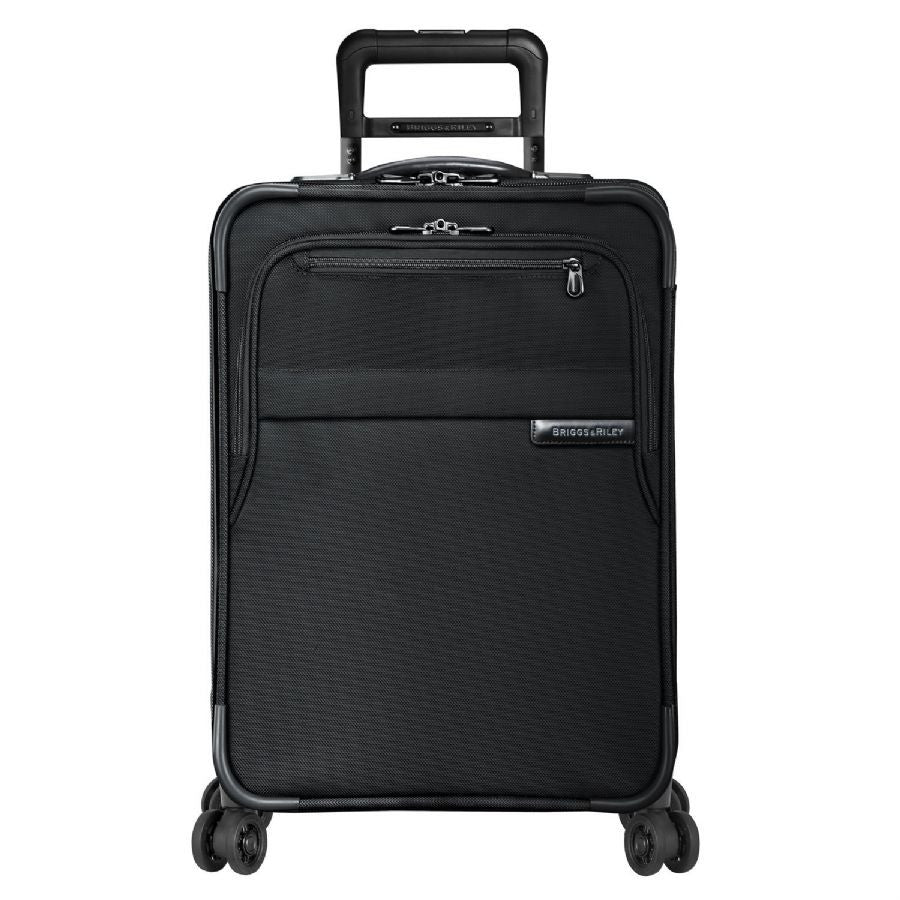 Briggs & Riley Carry On Expandable Spinner Black