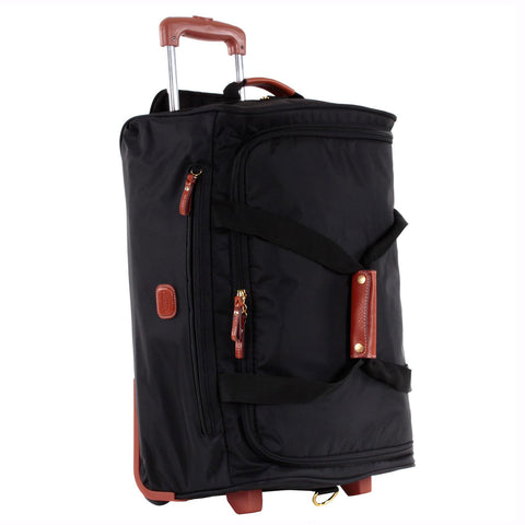 "Bric's X Bag 21"" Carry On Rolling Duffle Bag"
