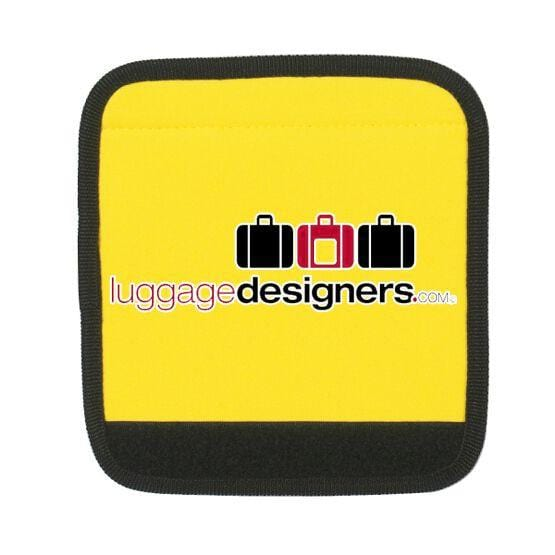 LuggageDesigners Luggage Gripper Yellow