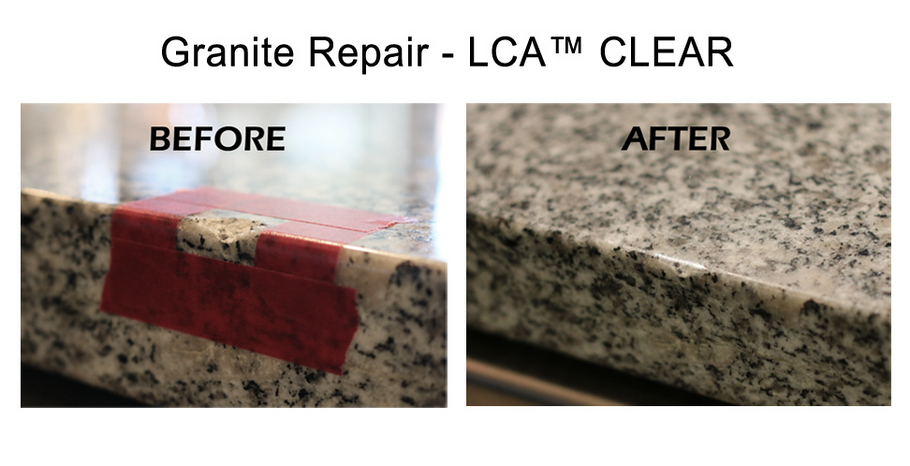 How to Repair a Granite Chip?
