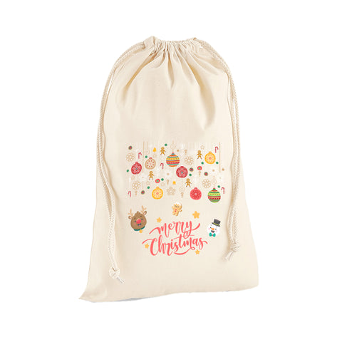 Merry Christmas Everyone Special Delivery Sack Bag - Ai Printing