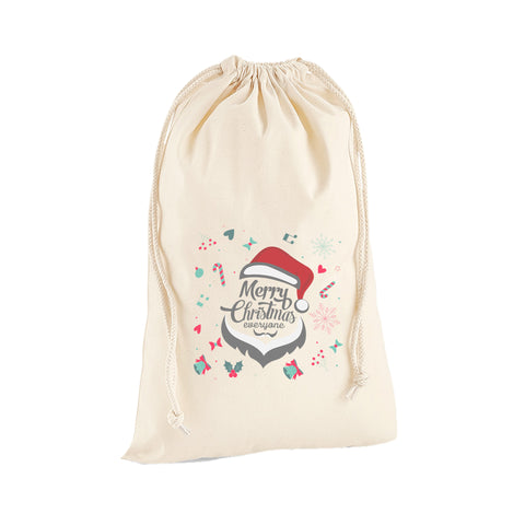Christmas Sack Bag For Gifts-Santa Special Delivery Bag-Ai Printing - Ai Printing