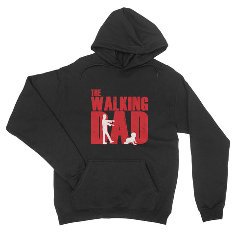 The Walking Dad Funny Hilarious Cool Father - Hoodie Unisex