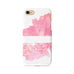 Geometric Pink Watercolour - 3D Clip Case - Ai Printing