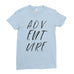 Adventure Slogan - T-shirt - Womens - Ai Printing