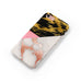 Marble Effect Geometric Blocks - 3D Clip Case - Ai Printing
