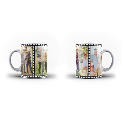 Personalised Mug Custom Photo Negative Memorable Gift - Personalised Mug
