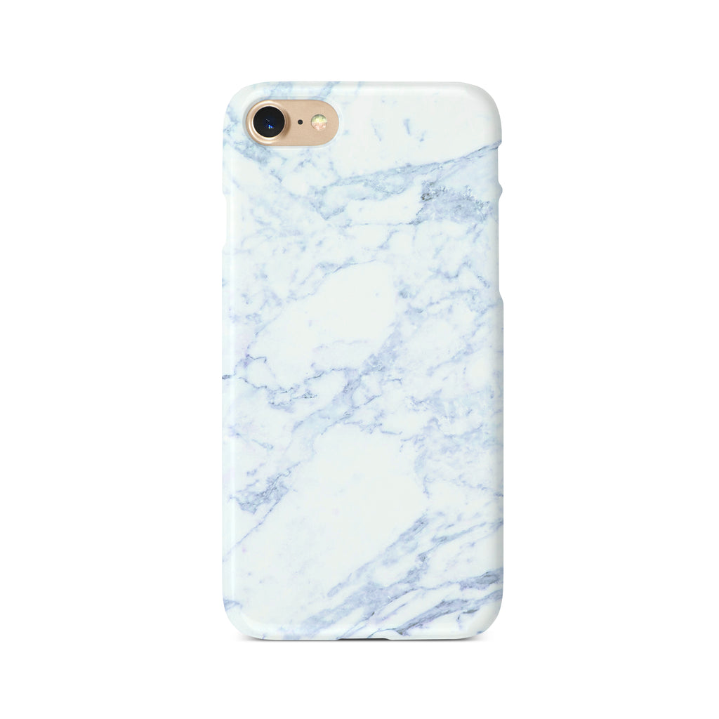 Blue Marble Personalised Text - 3D Clip Case - Ai Printing