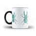 Vintage Beetles - Unique Mug - Magic - Ai Printing