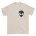 Alien Face - T-shirt - Mens - Ai Printing