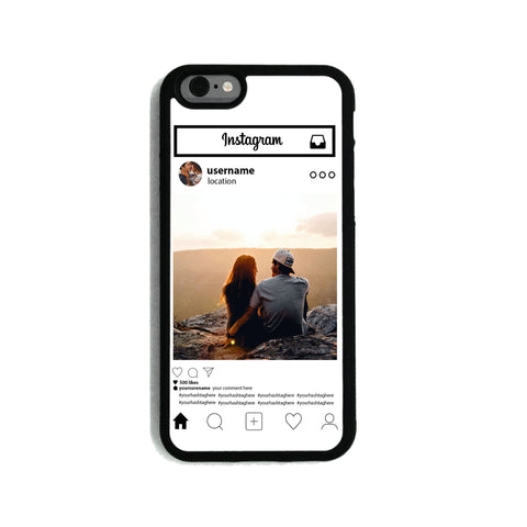 For Insta Lovers - Clip Case - Ai Printing