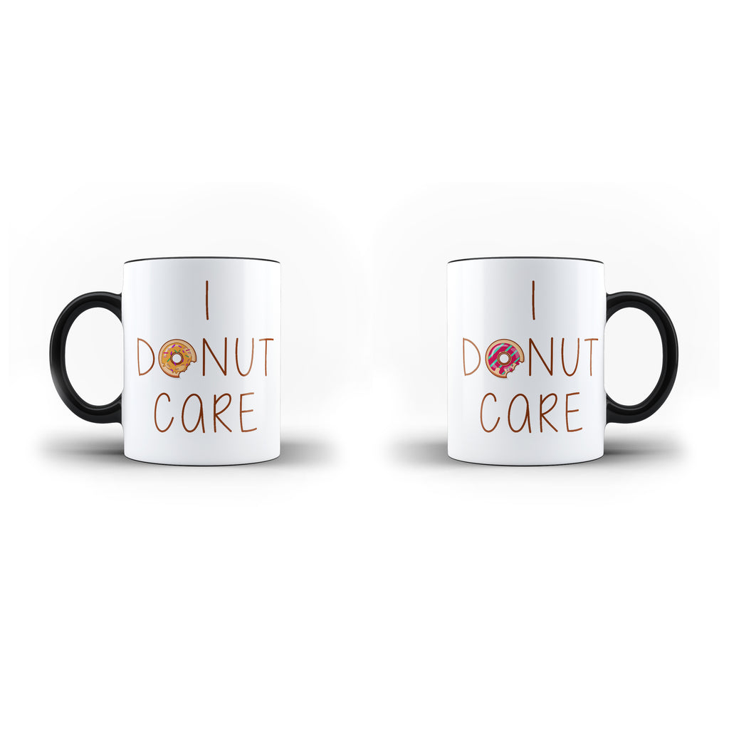 I Donut Care - Unique Mug - Magic - Ai Printing