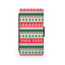 Christmas Jumper Pattern - Faux Leather Case - Ai Printing