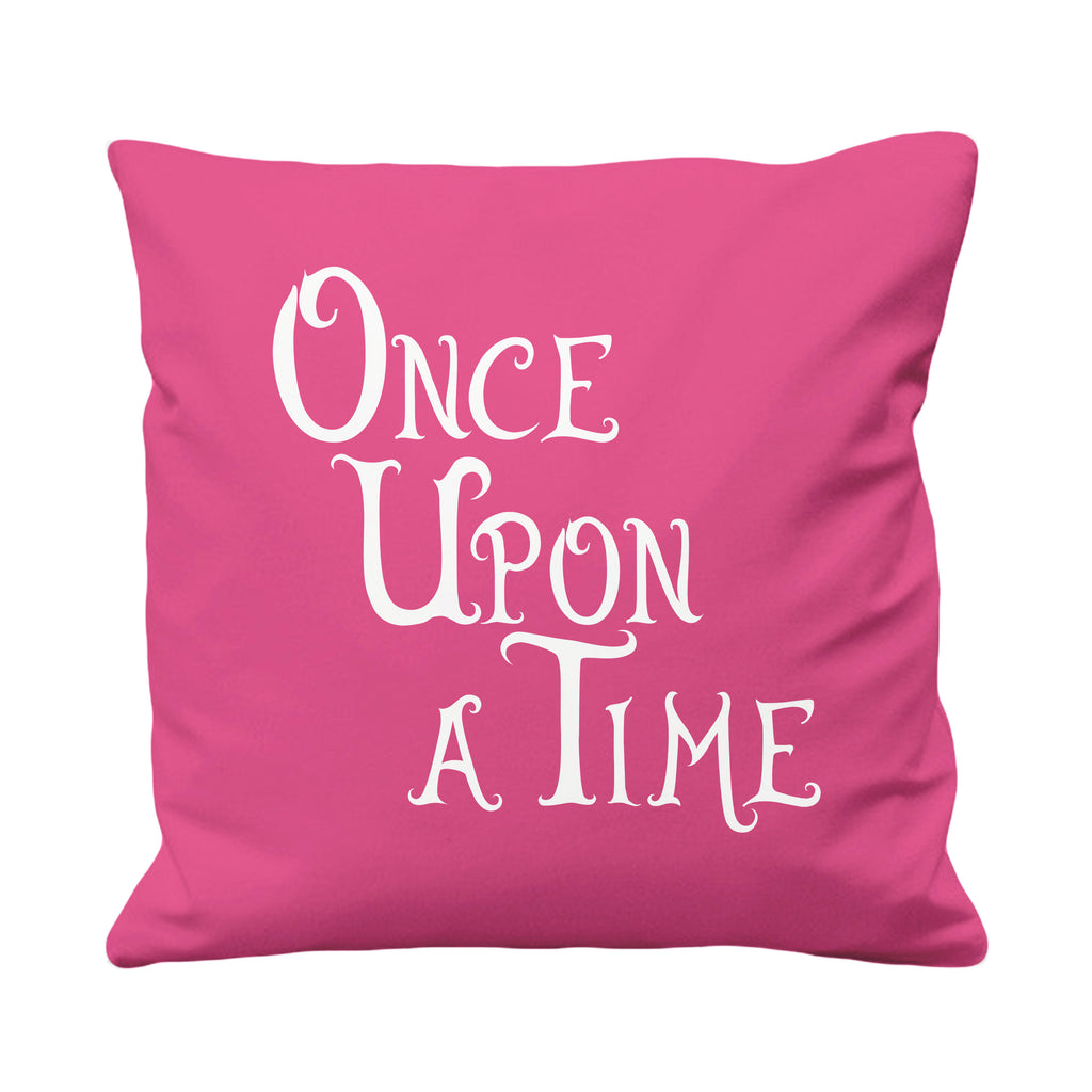 Once Upon A Time - Cushion Cover - 41 x 41 cm - Ai Printing