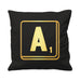 Scrabble - Cushion Cover - 41 x 41 cm - Ai Printing
