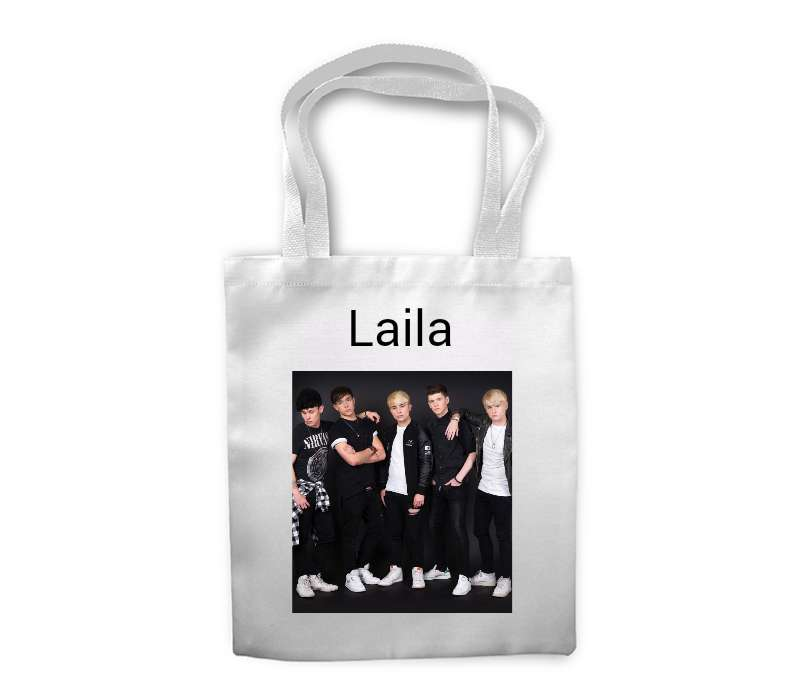 Custom Tote Bag - Ai Printing