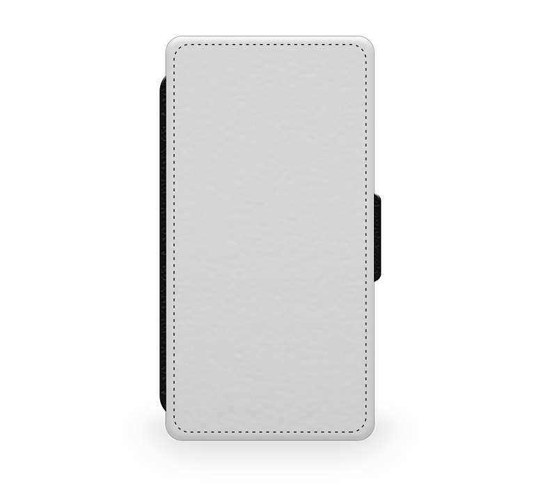Personalised Phone Case Faux Leather Flip Case - Ai Printing