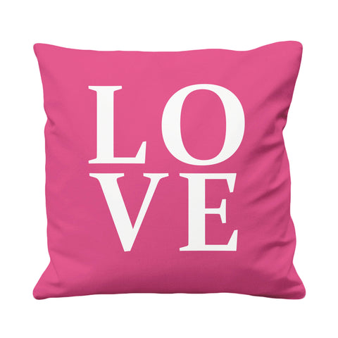 LOVE - Cushion Cover - 41 x 41 cm - Ai Printing