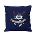 Merry Christmas Reindeer Shark - Cushion Cover - 41 x 41 cm - Ai Printing