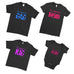 Awesome Lovable Family! - Family Matching T-Shirts - Ai Printing