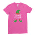 Merry Christmas I am Elf Sized Christmas - T-Shirt - Womens - Ai Printing