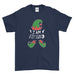 Merry Christmas I am Elf Sized Christmas - T-Shirt - Mens - Ai Printing