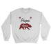 Mama Papa and Baby Bear Family Christmas Sweatshirt - Ai Printing - Ai Printing